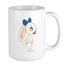 Bella Bunny SUPERSIZE MUG