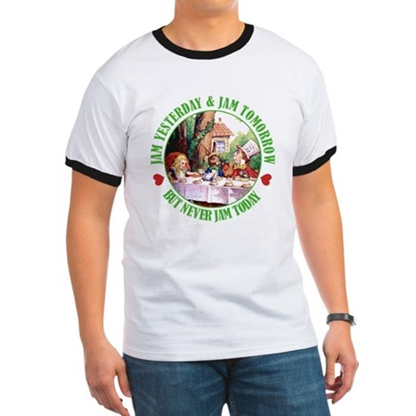 THE MAD HATTER'S RULES Ringer T