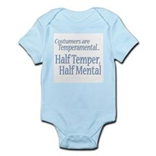 Temperamental Costumer Infant Bodysuit