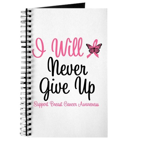 Breast Cancer Never Give Up Journal