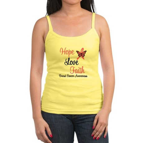 Breast Cancer Hope Jr. Spaghetti Tank