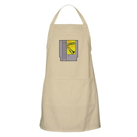 Super Trombone Adventures BBQ Apron