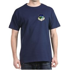 102d INTELLIGENCE WING Dark Colors T-Shirt