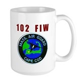 102 FIW MASS. AIR GUARD Coffee Mug