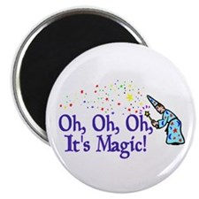 "It's Magic 2.25"" Magnet (100 pack)"