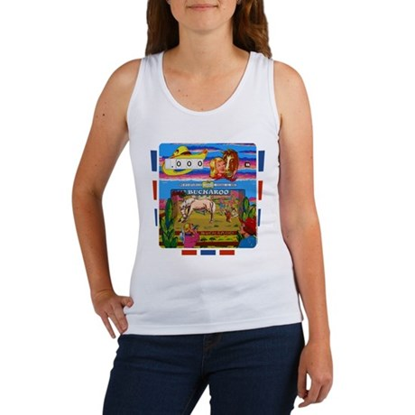 "Gottlieb® ""Buckaroo"" Women's Tank Top"
