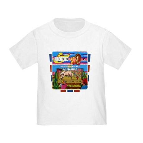 "Gottlieb® ""Buckaroo"" Toddler T-Shirt"