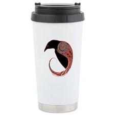 The Morrigan Celtic Ceramic Travel Mug