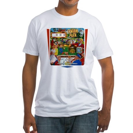 """Gottlieb® """"Central Park"""" Fitted T-Shirt"""