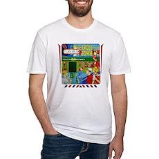 "Gottlieb® ""Cross Town"" Fitted T-Shirt"