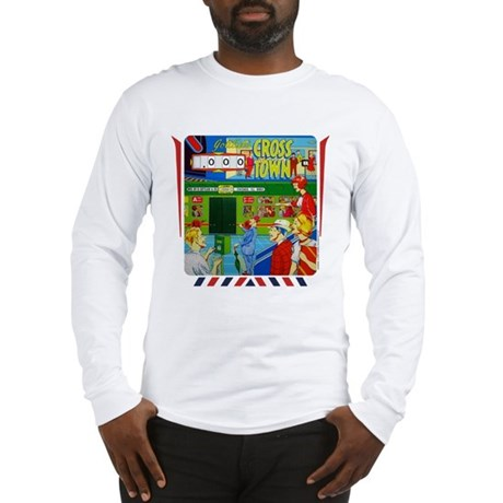 "Gottlieb® ""Cross Town"" Long Sleeve T-Shirt"