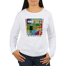 """Gottlieb® """"Cross Town"""" Women's Long Sleeve T-S"""