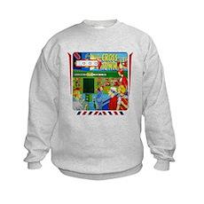 "Gottlieb® ""Cross Town"" Kids Sweatshirt"