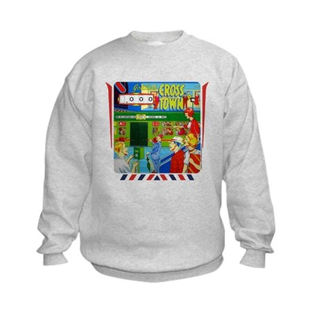 "Gottlieb® ""Cross Town"" Kids Sweatshirt"
