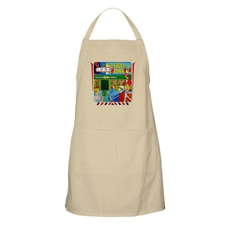 Gottlieb&reg; &quot;Cross Town&quot; BBQ Apron