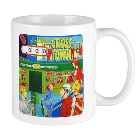 Gottlieb&reg; &quot;Cross Town&quot; Mug