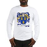 Lacombe Family Crest Long Sleeve T-Shirt