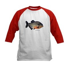 Red-Bellied Piranha Fish (Front) Tee