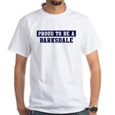 Proud to be Barksdale Shirt