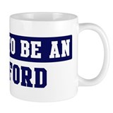 Proud to be Ashford Coffee Mug