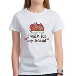 Breast Cancer Walk Friend Women's T-Shirt