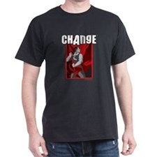 Soviet CHANGE anti Obama T-Shirt