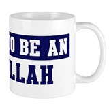 Proud to be Abdullah Small Mug