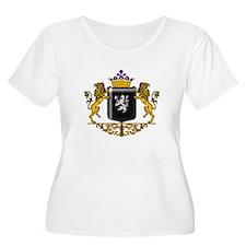 T-Shirt pour Dame taille Plus