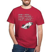 Four Lights Racing Tshirt