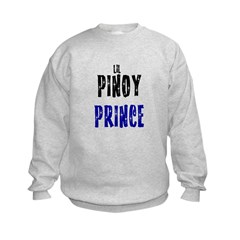 Pinoy Prince Kids Sweatshirt