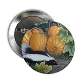 "Trick or Treat Skunk Mouse 2.25"" Button"