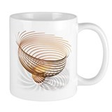 """Wicker Design"" Mug"
