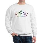 The Real Autism Community Sweatshirt