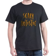 Scary Autistic T-Shirt
