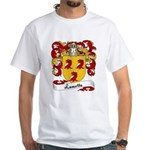 Lamotte Family Crest White T-Shirt