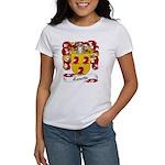 Lamotte Family Crest Women's T-Shirt