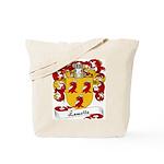 Lamotte Family Crest Tote Bag