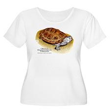 Ornate Diamondback Terrapin T-Shirt