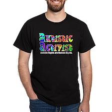 Autistic Activist v1 T-Shirt