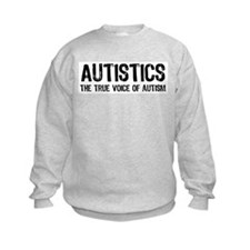 True Voice of Autism Kids Sweatshirt