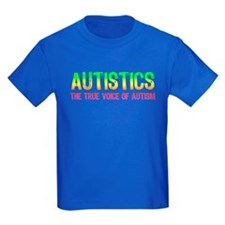 Voice of Autism (Color) T