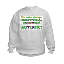 Normal Autistic Kids Sweatshirt