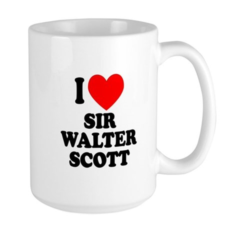 Walter Scott Large Mug