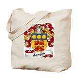 Langlois Family Crest Tote Bag