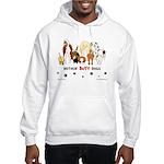 Dog Pack AKC Breeds Hooded Sweatshirt