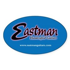 Eastman Guitars Decal