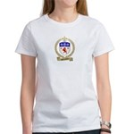 SANSOUCY Family Crest Women's T-Shirt