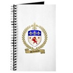 SANSOUCY Family Crest Journal
