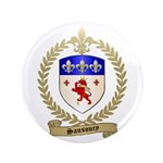 "SANSOUCY Family Crest 3.5"" Button (100 pack)"