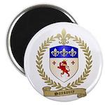 "SANSOUCY Family Crest 2.25"" Magnet (100 pack)"